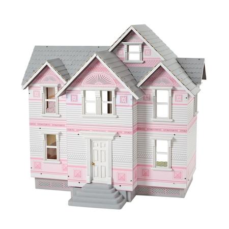 Victorian Dolls House (Melissa & Doug Classic Heirloom Victorian Wooden Dollhouse)