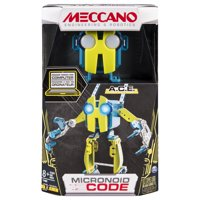 Meccano by Erector, Micronoid Code A.C.E. Programmable Robot Building Kit