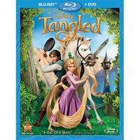 Tangled (Blu-ray + DVD)