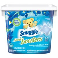 Snuggle Scent Boosters Blue Iris Bliss, 56 Count