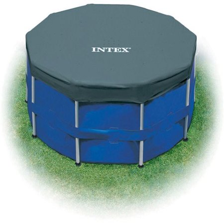 Intex Swimming Pool Cover, Fits 12 ft. Pools