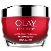 Best Face Firming Creams - Olay Regenerist Micro-Sculpting Cream Face Moisturizer, Fragrance-Free 1.7 Review