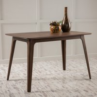 Noble House Gentry Natural Wood Dining Table, Multiple Finishes