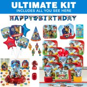 Paw Patrol Birthday Party Ultimate Tableware Kit