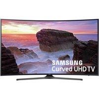 "SAMSUNG 55"" Class Curved 4K (2160P) Ultra HD Smart LED TV (UN55MU6500FXZA)"