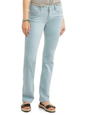Cherry Blossom Juniors' Classic Slim Bootcut Jeans