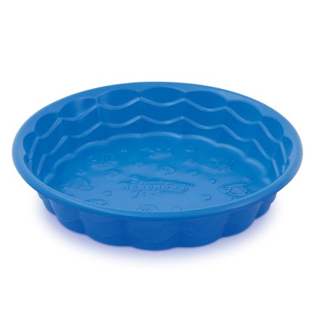 small plastic molded swimming pool assorted colors in store only