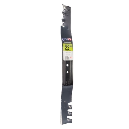 MaxPower 331376X Commercial Mulching Blade for 22