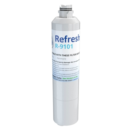 Replacement For Samsung RF4287HARS Refrigerator Water Filter - by Refresh