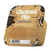 Chobani, Flip Cookies & Cream Low Fat Greek Yogurt, 5.3 Oz.