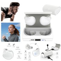 True Wireless Earbuds, True Wireless Headphones, by Cobble Pro Bluetooth Headset V4.1 True Wireless In-Ear Stereo Earphones, Mini Twins with Mic & Charging Case, Noise Cancelling for iPhone X 8 7 Plus