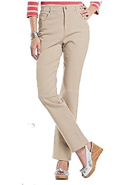 Women's Plus-Size Amanda Classic Fit Jean (18 AVE, Dark Vanilla)
