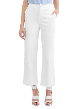 Women's Parker Flare Crop Jean