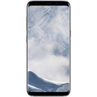 Straight Talk Samsung Galaxy S8 64GB Prepaid Smartphone, Silver(Extra $100 OFF when you Buy Together & Save)