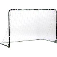 Franklin Sports 12 x 6 Steel Folding Portable Soccer Goal
