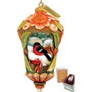 G Debrekht Robin Ornament