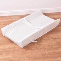 Costway Baby Table Contoured Changing Pad Diaper Change Nursery Cushion