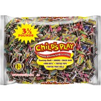 Child's Play Candy, 3.5 Lbs