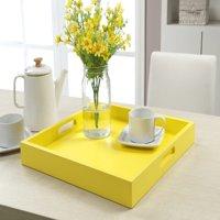 Convenience concepts palm beach décor serving tray