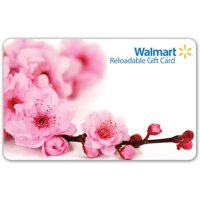 Cherry Blossom Walmart Gift Card