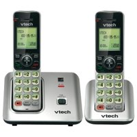 VTech VTCS6619-2 DECT 6.0 Expandable Speakerphone with Caller ID (2-Handset System)