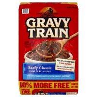 Gravy Train Beefy Classic Dry Dog Food, 15.4-Pound Bag