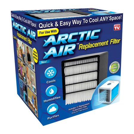 Arctic Air 6795504 As Seen on TV 4.31 x 5.13 x 4.31 in. D Air Conditioner Filter