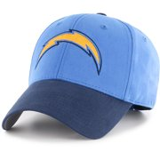 ded1618126e8d3 Men's Fan Favorite Powder Blue/Navy Los Angeles Chargers Two-Tone Adjustable  Hat -