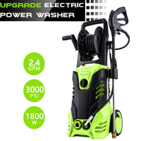 Deals on HOMDOX Max 3000 PSIElectric Pressure Washer