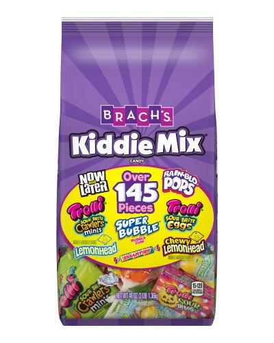 - Brach's Kiddie Assorted Candy Mix, 48 Oz., 145+ Count