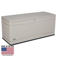 Lifetime 130 Gallon Heavy-Duty Outdoor Storage Deck Box, Desert Sand