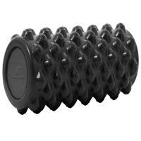 "ProsourceFit Bullet Sports Medicine Foam Roller 14""x 5"", Extra Firm for Deep Tissue Massage and Releasing Trigger Points"