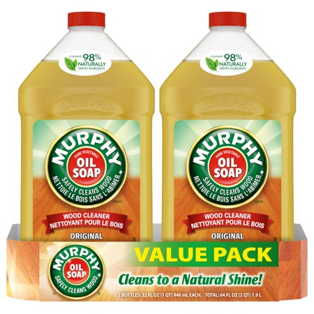 Murphy Oil Soap Wood Cleaner, Original - 32 fluid ounce, 2