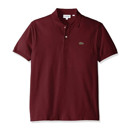NEW Lacoste Men's Pique Original Fit Polo Short Sleeve T-Shirt (Polo Shirt Lacoste)