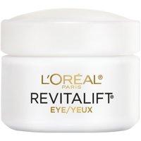 L'Oreal Paris Revitalift Anti-Wrinkle + Firming Eye Cream Moisturizer, 0.5 oz