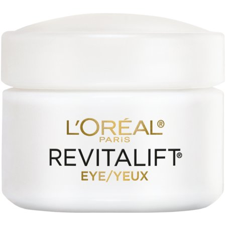 L'Oreal Paris Revitalift Anti-Wrinkle + Firming Eye Cream Moisturizer, 0.5