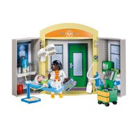 PLAYMOBIL Hospital Play Box