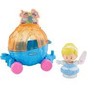Disney Princess Parade Cinderella & Pals Float by Little People