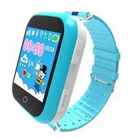 TechComm TD-10 Kids Smart Watch Touch Screen GPS Fitness Sleep Tracker
