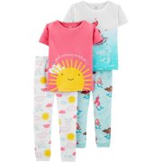 Short Sleeve T-Shirt and Pant Cotton Pajama Bundle 627fc780c