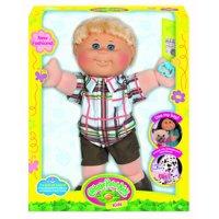 "Cabbage Patch Kids 14"" Blonde Boy/Blue Eyes"