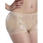 46e6f855231e Women Butt Seamless Hip Enhancer Body Shaper Padded Underwear Panties