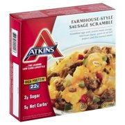 Atkins Nutritionals Atkins  Farmhouse-Style Sausage Scramble, 7 oz
