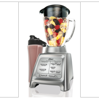 Oster Designed for Life 7-Speed Blender with Smoothie Cup (BLSTRM-DZG-BG0)