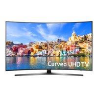 "SAMSUNG 55"" Class Curved 4K (2160P) Ultra HD Smart LED TV (UN55KU7500)"