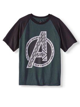 Short Sleeve Fashion Avengers Tee Shirt (Big Boys)