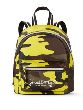 Kendall + Kylie for Walmart Multi Camo Mini Backpack