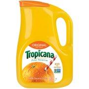 Tropicana Pure Premium Original No Pulp 100% Orange Juice 89 fl. oz. Jug
