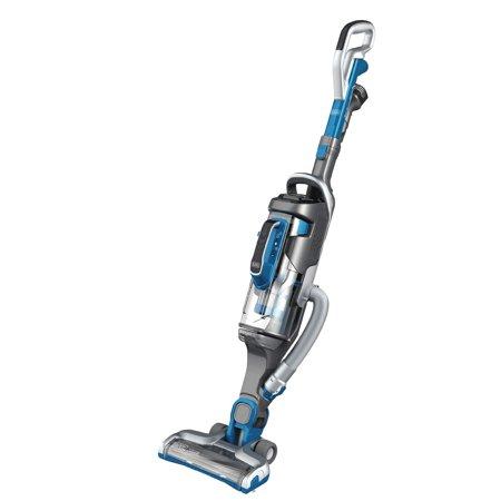 BLACK+DECKER POWERSERIES PRO Cordless 2in1 Vacuum with Pet Accessories, Blue, HCUA525JPC