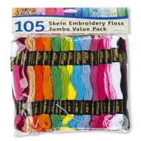 J & P Coats Embroidery Floss Value Pack